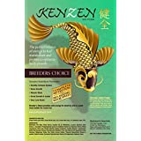 Kenzen Koi Food Breeders Choice 4mm for smaller Koi fish all year and winter - 10 lb. Bag