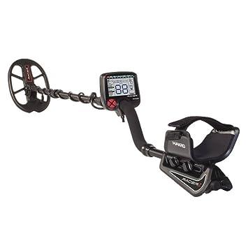 Macro Racer 2 estándar con auriculares resistente al agua Bobina metal Such dispositivo metal ortungs dispositivo Profundidad Sonda Detector metal: ...