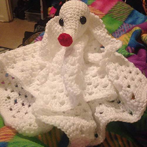 Nightmare Before Christmas Crochet Blanket.Amazon Com Zero Crochet Baby Security Blanket Handmade
