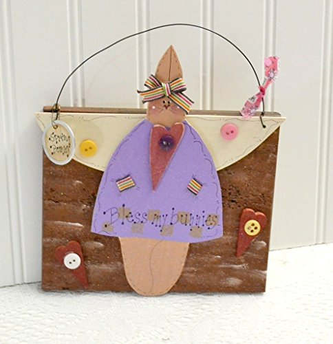 easter-bunny-decoration-holiday-decor-sign-free-shipping