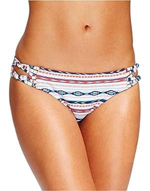 Women's Montana Tab Side Hipster Bikini Bottom