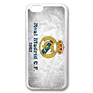 custom and diy real madrid logo for iphone 6 plus for sports fan by hebbyshop