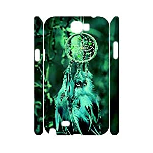 C-EUR Dream Catcher Customized Hard 3D Case For Samsung Galaxy Note 2 N7100
