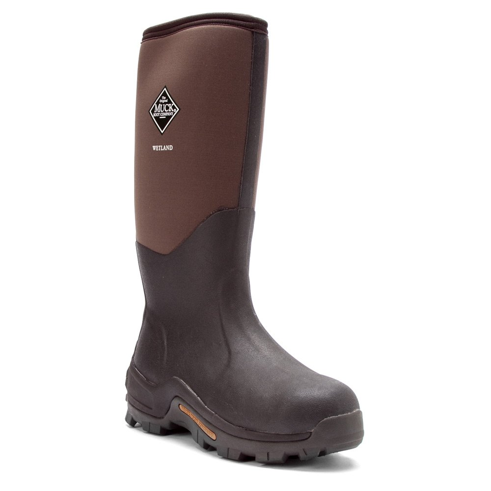 Brown The Original MuckBoots Adult Wetland Boot