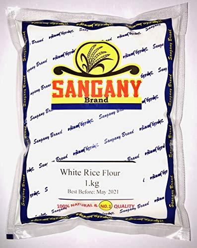 Witte Rijstmeel Glutenvrij 2Kg (2X1kg)