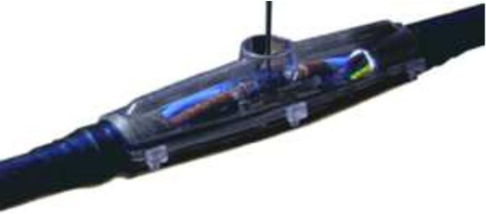 Cellpack MZ 00 Transparent 1pi/èce - Isolant de c/âble s 0,18 m, 1 pi/èce s