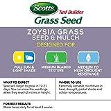 Scotts Turf Builder Grass Seed Zoysia Grass Seed