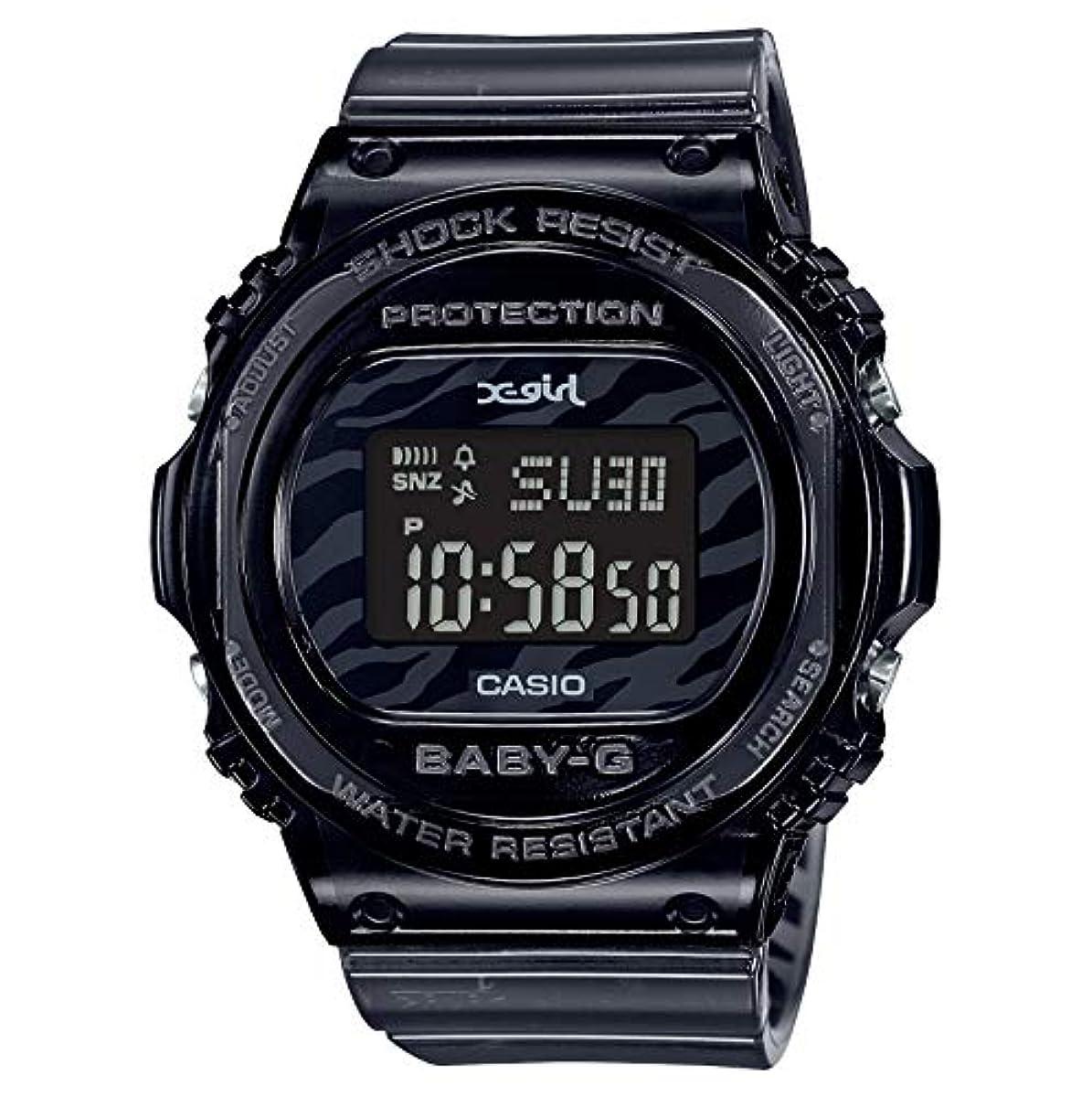 [해외] [카시오] 손목시계 BABY-G X-GIRL콜라보레이션 모델 BGD-570XG-8JR 레이디스