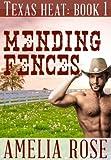 Mending Fences (Contemporary Cowboy romance) (Texas Heat Book 1)
