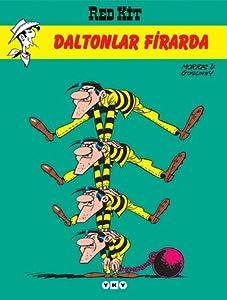 "Afficher ""Les aventures de Lucky Luke d'après Morris<br /> Red Kit : Daltonlar firarda"""