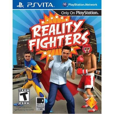 Sony PlayStation Reality Fighter Vita