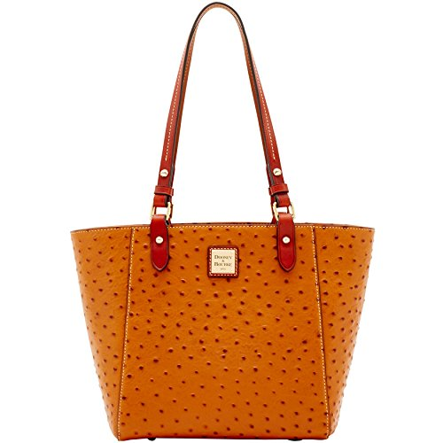 Dooney & Bourke Ostrich Janie Tote by Dooney & Bourke