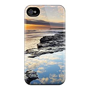 Durable Protector Cases Covers With Beautiful Sunset Hot Design For Iphone 6plus