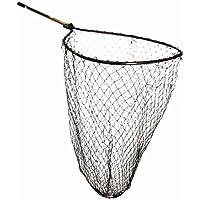 Frabill Power Catch Landing Net with 32x41-Inch Teardrop...