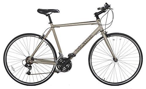 Performance Hybrid Bike Flat Bar Road Bike Shimano 21 Speed 700c Bicycle