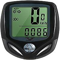 Bicycle Speedometer and Odometer Wireless Waterproof...