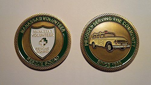 GMVRS 50th Anniversary Challenge Coin 1