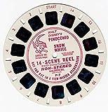 View Master Walt Disney's Pinocchio & Snow White Non-Stereo 14 Scene Viewmaster Reel #P-7