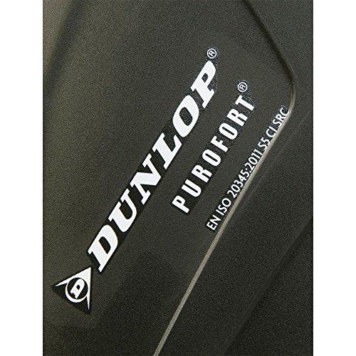 Ejendals Dunlop 762933 Purofort Bottes de sécurité Taille 38 Vert/Noir