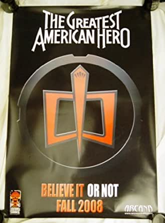 The Greatest American Hero Updated by OddlyNormalOne on ... |The Greatest American Hero Poster