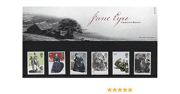 2005 Presentación de Jane Eyre Sellos Pack no: 369: Amazon.es ...