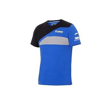 Yamaha 2018 Shirt Paddock Tee Homme uTc3Fl5JK1