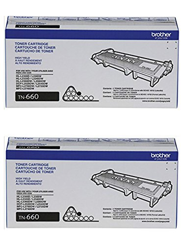 Reseller TN660 Yield Cartridge 2 Pack product image