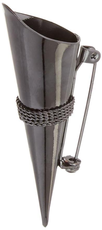 Amazon Darice Victoria Lynn Lapel Pin Vase With Braid Trim