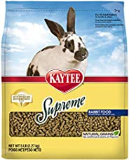 Kaytee KY01551 Supreme Food for Rabbit, 5-Pound