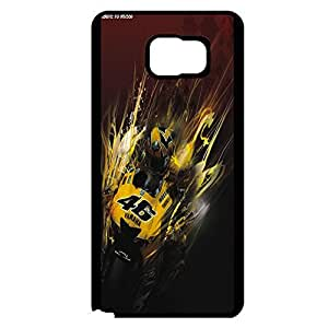 Cool Peter Pan Valentino Rossi Phone Case Cover for Samsung Galaxy Note 5Lovely