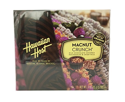 MacNut Crunch - Chocolate Covered Macadamias & Crisp Rice