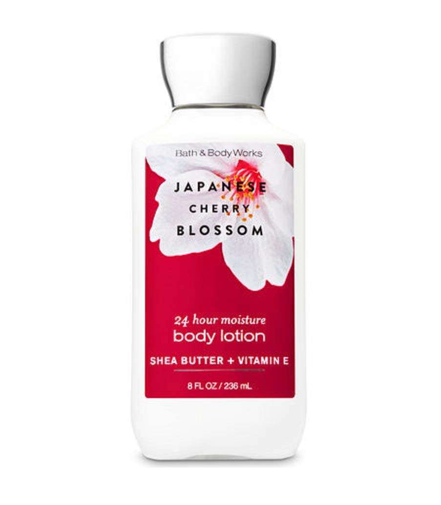 Bath & Body Works Signature Collection Body Lotion, Japanese Cherry Blossom, 8 Ounce Everready First Aid W-BB-3154