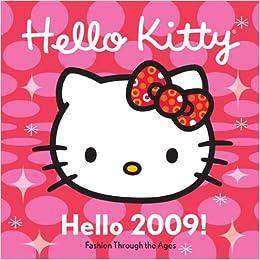 sanrio 2009 calendar