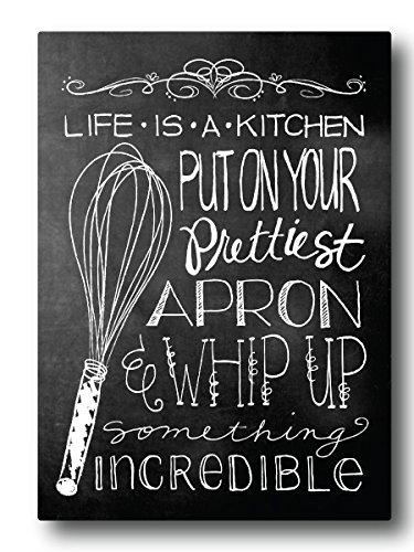Nourish Life is a Kitchen Fridge Magnet