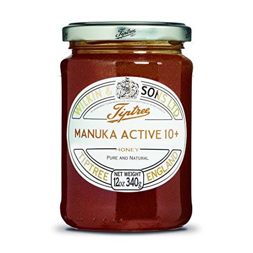 Tiptree Manuka Honey Active 10+, 12 Ounce Jar]()
