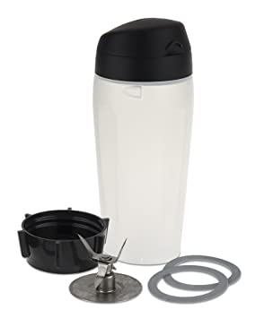 Batidora de vaso Oster blend-n-go Smoothie Kit Nuevo: Amazon ...