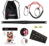 #10: Resistance Bands - OFFICIAL BodyGym Core System with Marie Osmond - Portable Gym - Strength and Resistance Home Gym