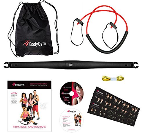 OFFICIAL – BodyGym Core System with Marie Osmond – Portable Strength and Resistance Home Gym