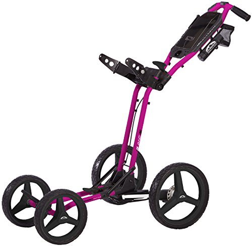 Fantastic Deal! Sun Mountain MC3 Golf Micro-Cart - Pink