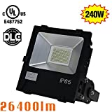 Sport Venues LED Flood Light 240W replace 1000W Outdoor LED Stadium Lights 6000K SMD3030