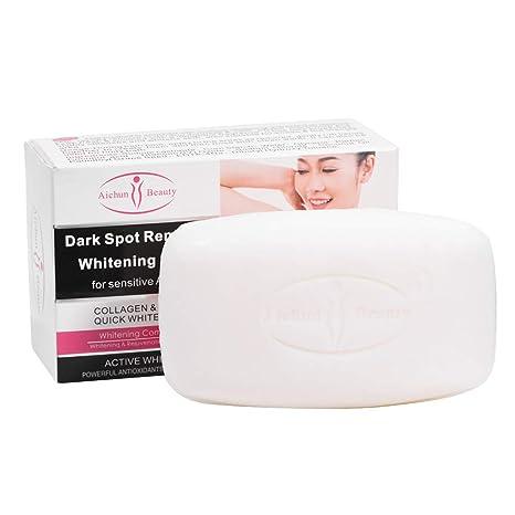 Jabón Blanqueador - Blanqueamiento de la Piel Blanqueamiento de la Belleza, Aligeramiento Hidratante Intimate Private