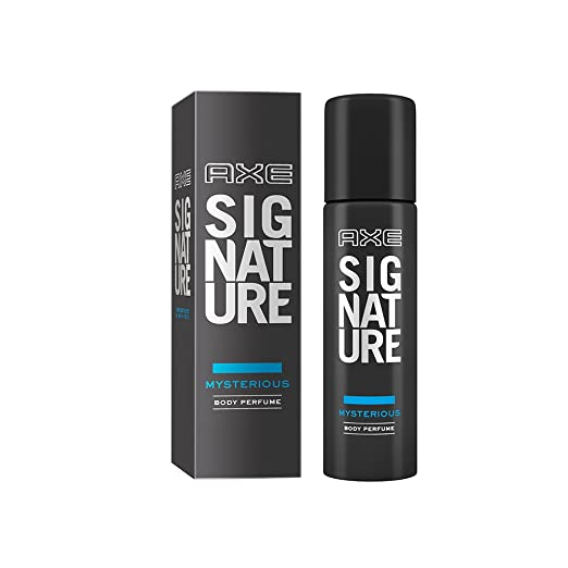 AXE Signature Mysterious Body Perfume, 122ml