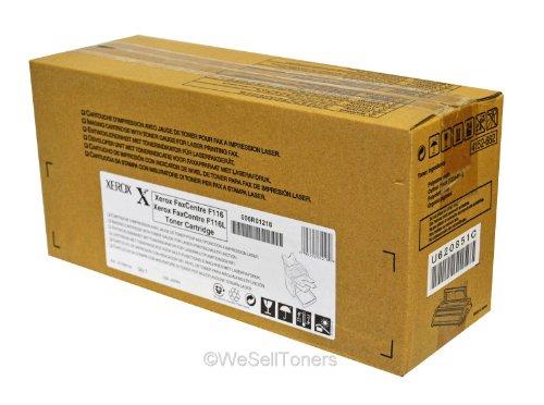 (Xerox 006R01218 OEM Toner - FaxCentre F116 F116L Toner 6000 Yield OEM)