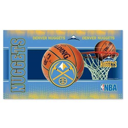 WinCraft NBA 2540113 Denver Nuggets Rotating Lamp, 12'' H