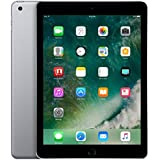 Apple iPad with WiFi + Cellular, 32GB, Space Gray (2017 Model) (Certified Refurbished)