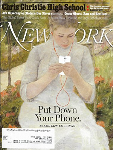 Put Down Your Phone l Ava DuVernay l Conor Oberst - September 19-October 2, 2016 New York