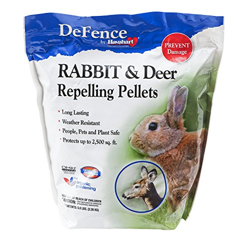 Havahart 5650 DeFence Rabbit and Deer Repelling Pellets ()