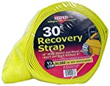 Hampton Products-Keeper 02963 Vehicle Recovery Strap, 6-In. x 30-Ft. - Quantity 2