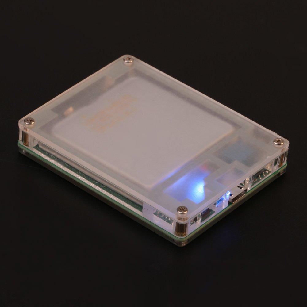 Generatore di Impulsi a Onde di Risonanza Schumann con Cavo USB e Cacciavite 7.83HZ Generatore di Impulsi a Frequenza Ultraridotta Schumann Wave e Risonatore Audio con Interruttore