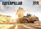 Caterpillar 2018: 16 Month Calendar Includes September 2017 Through December 2018